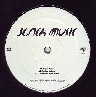 BLACK MUSIC - BLACK MUSIC - DNH