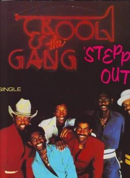KOOL & THE GANG - STEPPIN' OUT - DELITE