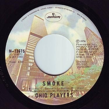 OHIO PLAYERS - SMOKE - MERCURY