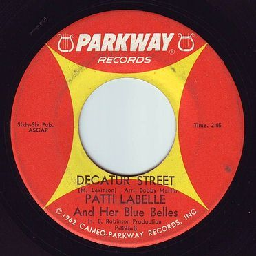 PATTI LABELLE & BLUE BELLES - DECATUR STREET - PARKWAY
