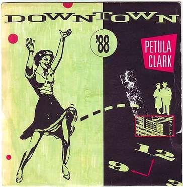 PETULA CLARK - DOWNTOWN '88 - PRT
