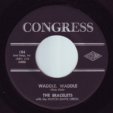 BRACELETS - WADDLE, WADDLE - CONGRESS