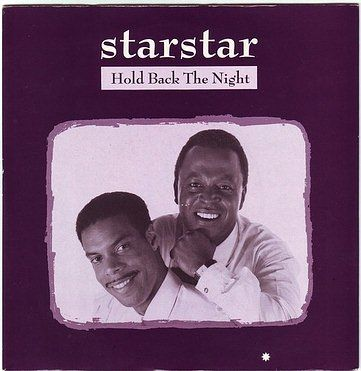STARSTAR - HOLD BACK THE NIGHT - POLYDOR