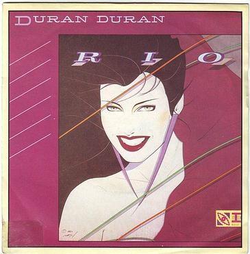DURAN DURAN - RIO - EMI