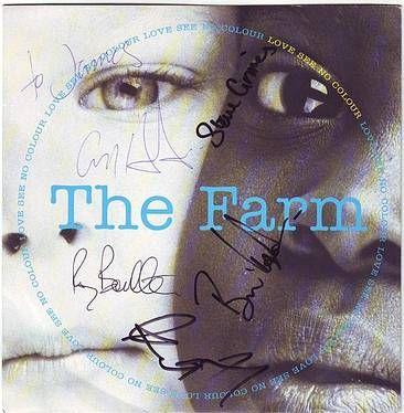 FARM - LOVE SEE NO COLOUR - PRODUCE