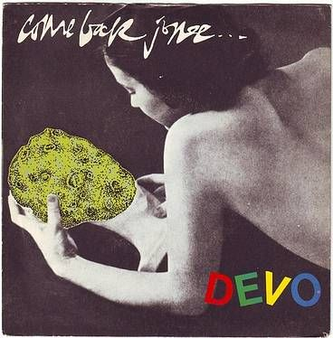 DEVO - COME BACK JONEE - VIRGIN