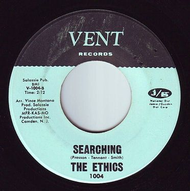 ETHICS - SEARCHING - VENT