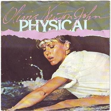 OLIVIA NEWTON JOHN - PHYSICAL - EMI
