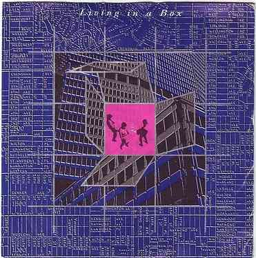 LIVING IN A BOX  - LIVING IN A BOX - CHRYSALIS