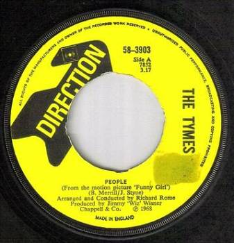 TYMES - PEOPLE - DIRECTION