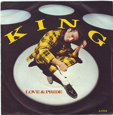 KING - LOVE & PRIDE - CBS