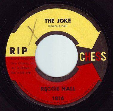 REGGIE HALL - THE JOKE - CHESS