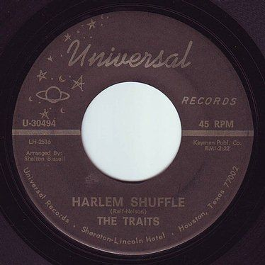 TRAITS - HARLEM SHUFFLE - UNIVERSAL
