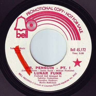 LUNAR FUNK - MR. PENGUIN - BELL DEMO