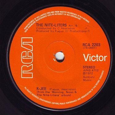NITE-LITERS - K-JEE - RCA