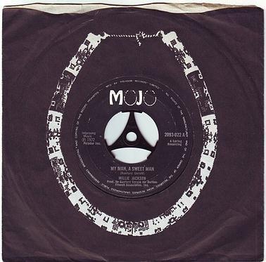 MILLIE JACKSON - MY MAN, A SWEET MAN - MOJO