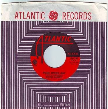 RICHIE BARRETT - SOME OTHER GUY - ATLANTIC