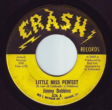 JIMMY DOBBINS - LITTLE MISS PERFECT - CRASH