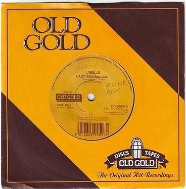 LABELLE - LADY MARMALADE - OLD GOLD
