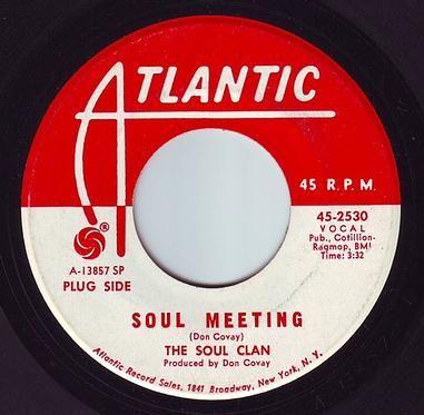 SOUL CLAN - SOUL MEETING - ATLANTIC DEMO