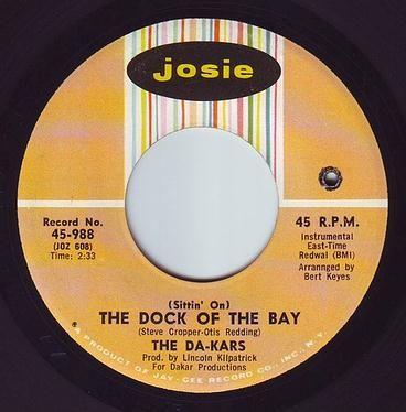 DA-KARS - THE DOCK OF THE BAY - JOSIE