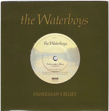 WATERBOYS - FISHERMAN'S BLUES - CHRYSALIS