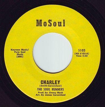 SOUL RUNNERS - CHARLEY - MOSOUL