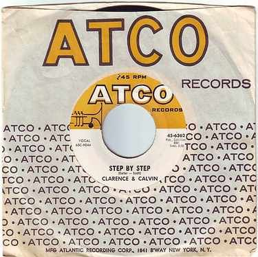 CLARENCE & CALVIN - STEP BY STEP - ATCO