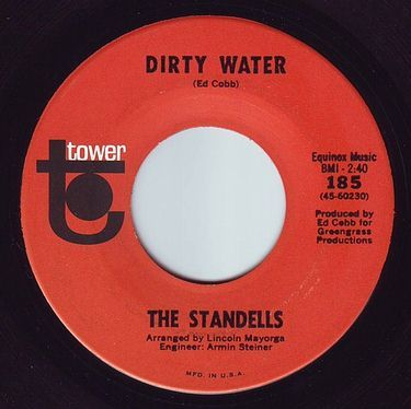 STANDELLS - DIRTY WATER - TOWER