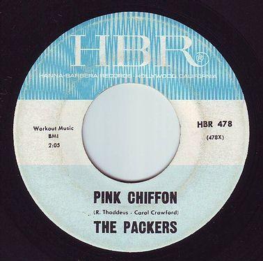PACKERS - PINK CHIFFON - HBR