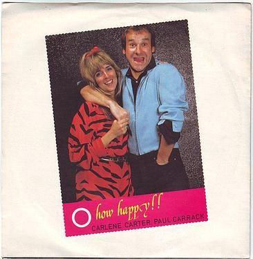 CARLENE CARTER & PAUL CARRACK - OH HOW HAPPY - F BEAT