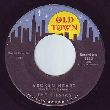 FIESTAS - BROKEN HEART - OLD TOWN