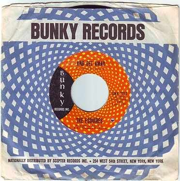 ESQUIRES - AND GET AWAY - BUNKY