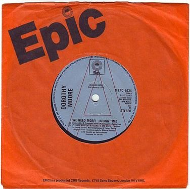 DOROTHY MOORE - (WE NEED MORE) LOVING TIME - EPIC DEMO