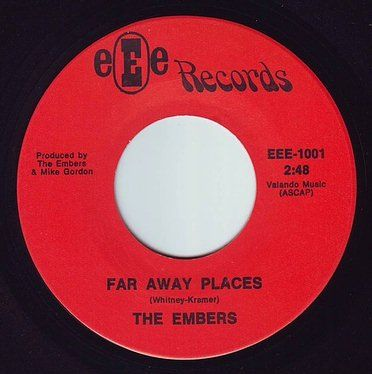 EMBERS - FAR AWAY PLACES - EEE