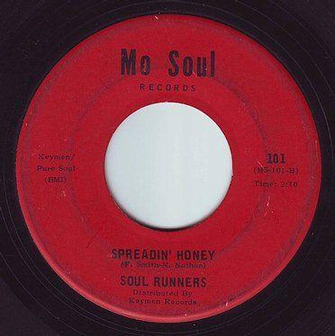 SOUL RUNNERS - SPREADIN' HONEY - MO SOUL