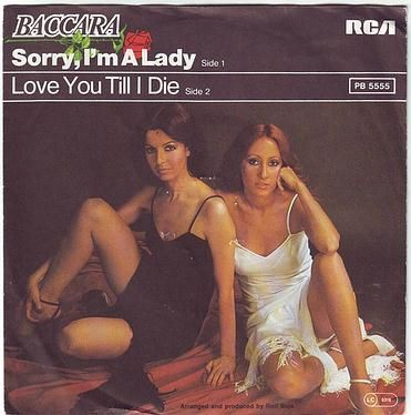 BACCARA - SORRY, I'M A LADY - RCA