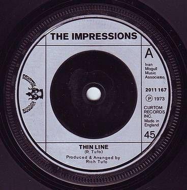 IMPRESSIONS - THIN LINE - BUDDAH