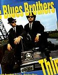 BLUES BROTHERS - THINK - ATLANTIC