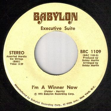EXECUTIVE SUITE - I'M A WINNER NOW - BABYLON