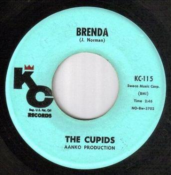 CUPIDS - BRENDA - KC