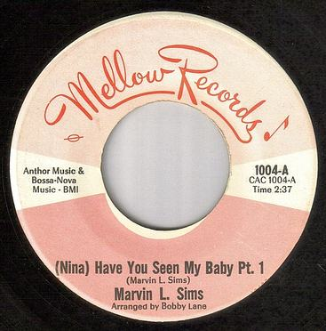 MARVIN L SIMS - NINA -  MELLOW