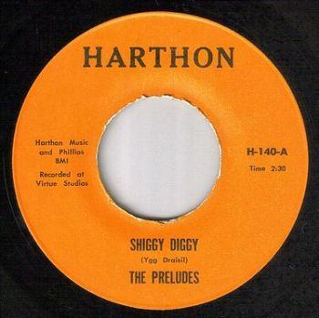 PRELUDES - SHIGGY DIGGY - HARTHON