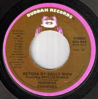 PHYLLIS HYMAN - BETCHA BY GOLLY WOW - BUDDAH