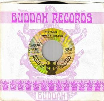 TIMOTHY WILSON - PIGTAILS - BUDDAH