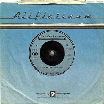 WHATNAUTS BAND - SOUL WALKING - ALL PLATINUM
