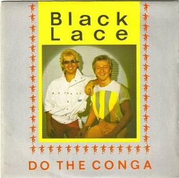 BLACK LACE - DO THE CONGA - FLAIR