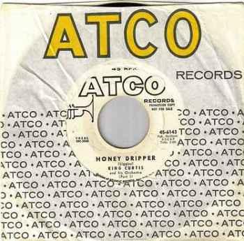 KING CURTIS - HONEY DRIPPER - ATCO DJ