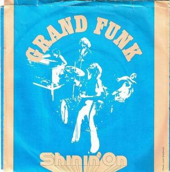 GRAND FUNK - SHININ' ON - CAPITOL