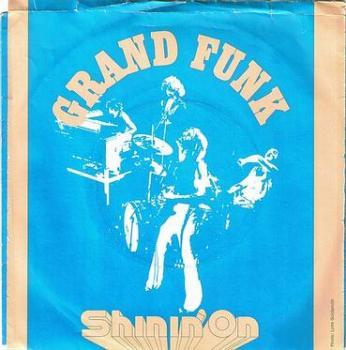 GRAND FUNK - SHININ' ON - CAPITOL